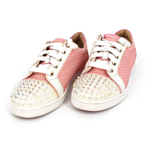 Goldolita Spikes Net Sneakers