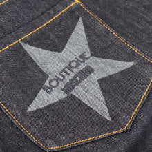 Load image into Gallery viewer, Star Pocket Cotton Jeans