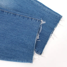 Load image into Gallery viewer, High-Rise Raw Hem Jeans