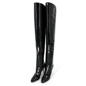 Saint Laurent Over The Knee Boots