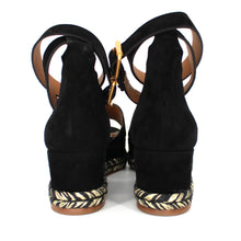 Load image into Gallery viewer, Lauren Scalloped Sandals