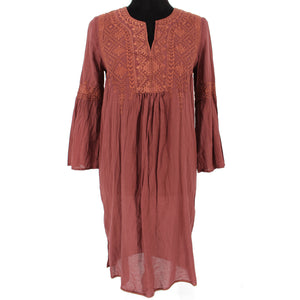 NWT Johnny Was Workshop Megan Flare Sleeve Tunic XS