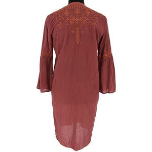 Johnny Was Megan Flare Sleeve Tunic