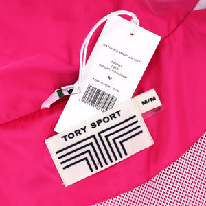 Tory Burch Performance Windbreaker