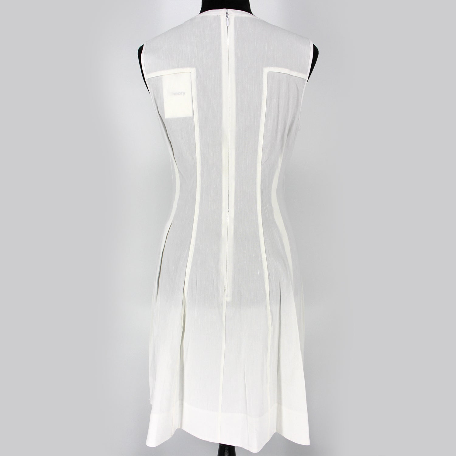 Theory Modern Tea Linen Dress
