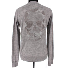 Load image into Gallery viewer, Miss M Skull Sweater
