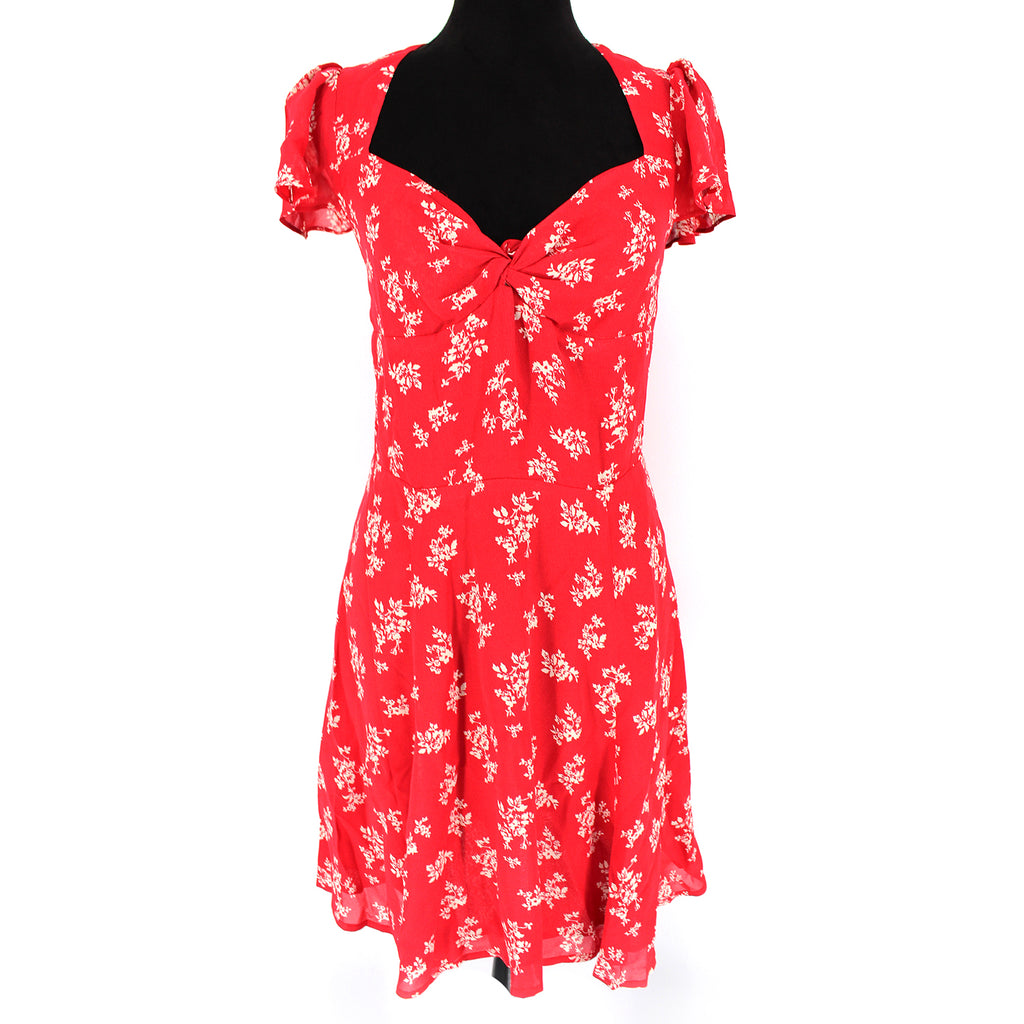 Reformation Floral Kenni Dress