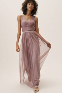 Hitherto for BHLDN Fleur Dress