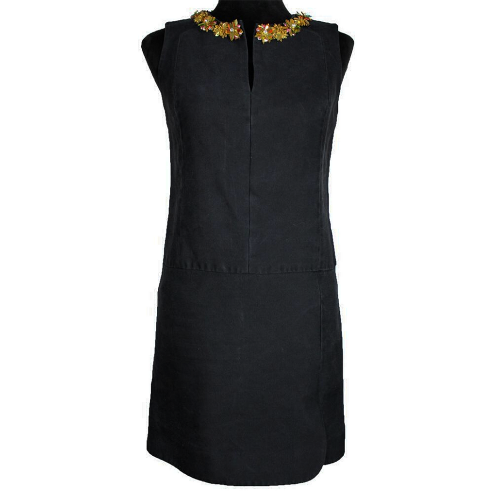 Tory Burch Embellished Cocktail Dress