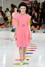 Load image into Gallery viewer, Collared Tweed Dress - Seoul Resort 2016