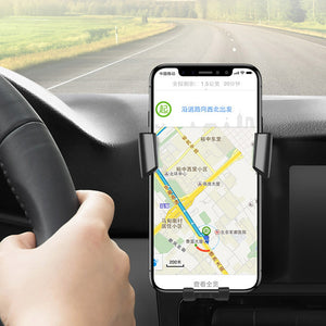 Automatic Gravity Qi Wireless Car Charger