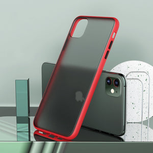 For Apple iPhone 11 Case Matte Hard Cover