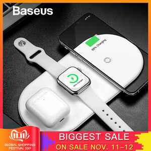 Baseus Wireless Charger For iPhone