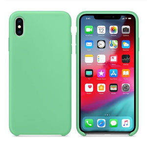 Original Official Silicone Case For iPhone 11