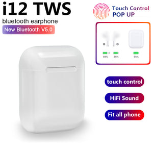 Mini i12 TWS Bluetooth  Wireless