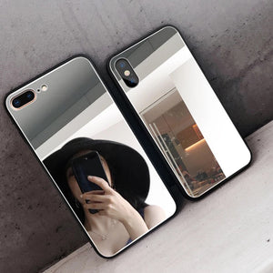 Mirror Silicone Case for HUAWEI