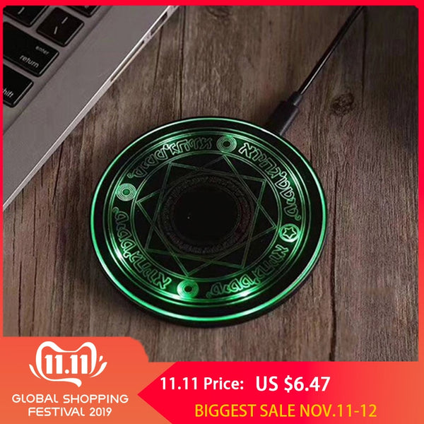10W Magic Circle Wireless Charger