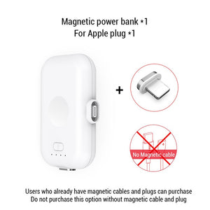 Magnetic Power Bank For iPhone