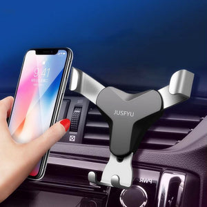 Flexible Universal Car Gravity Phone Holder