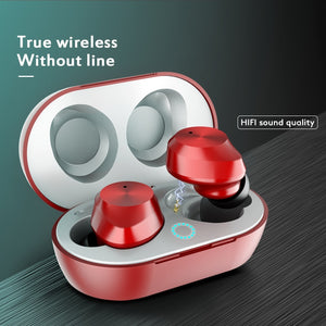 Bluetooth Earphones Mini Wireless Earbuds