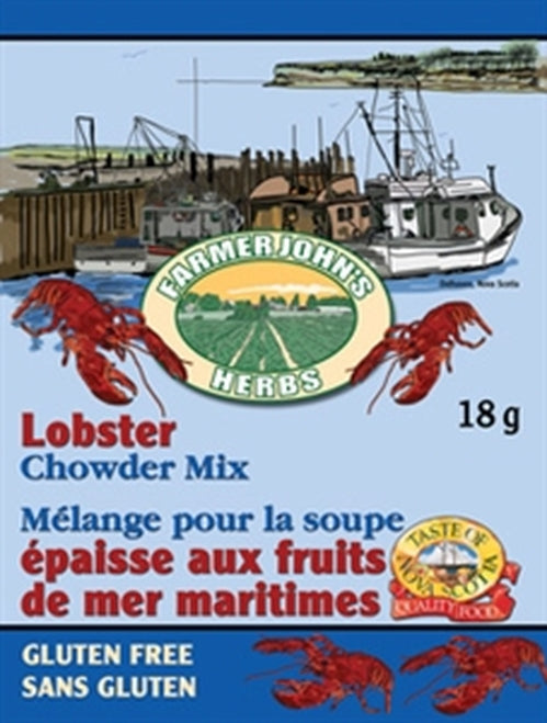 Farmer John's Herbs Lobster Chowder Mix