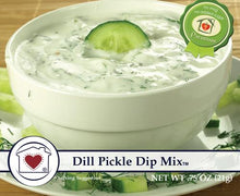 Load image into Gallery viewer, Dip Mix - Dill Pickle