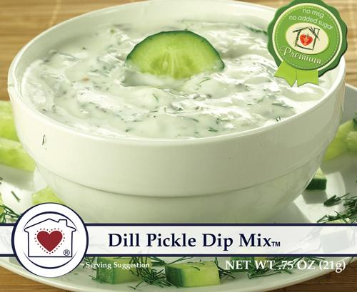 Dip Mix - Dill Pickle