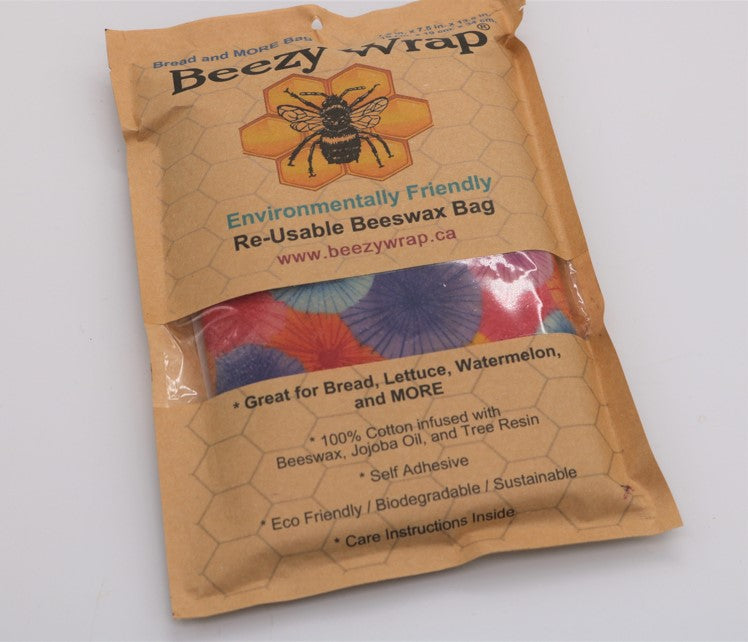 Beezwax Bread Bag