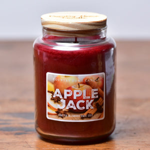 26oz Jar Candle - Applejack