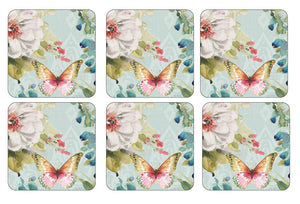 Colorful Breeze Coasters - S/6
