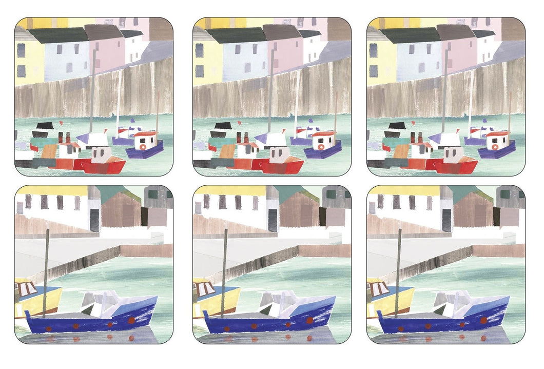 Harbour Coasters - S/6