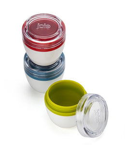 Condiments On the Go - Set of 3