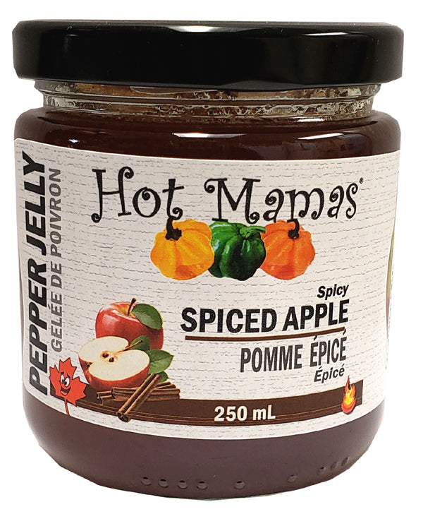 Spiced Apple Pepper Jelly