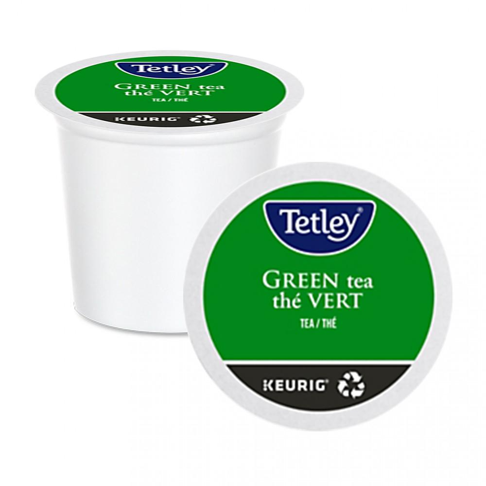 K Cup Tea Tetley Green Tea