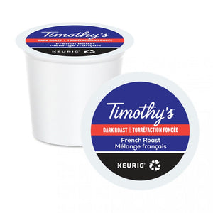 K Cup Coffee Timothy's French Roast