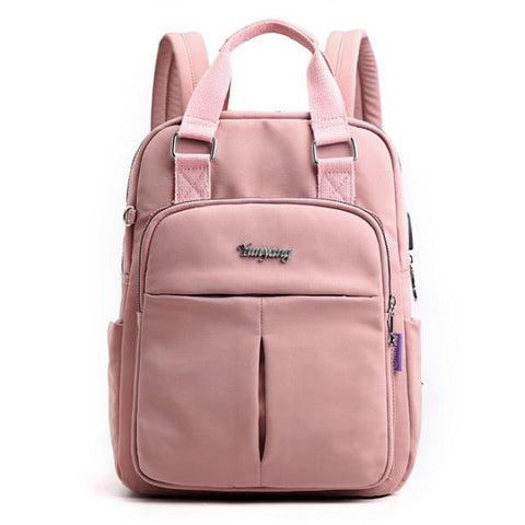 variant::Pink -- Iona Multipurpose Backpack Pink