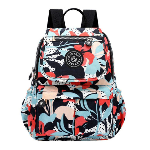 Karla Waterproof High Capacity Backpack - vensazia