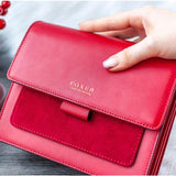 LYSA Crossbody Leather Bag, -70% + Free Shipping - vensazia