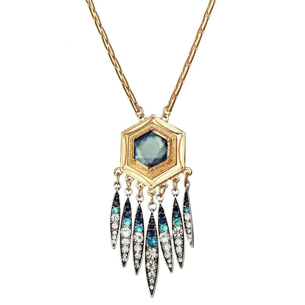 Shannon Crystal Necklace For Women - vensazia