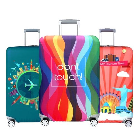 variant:: -- Washable Protective Cover Travel Luggage Dustproof