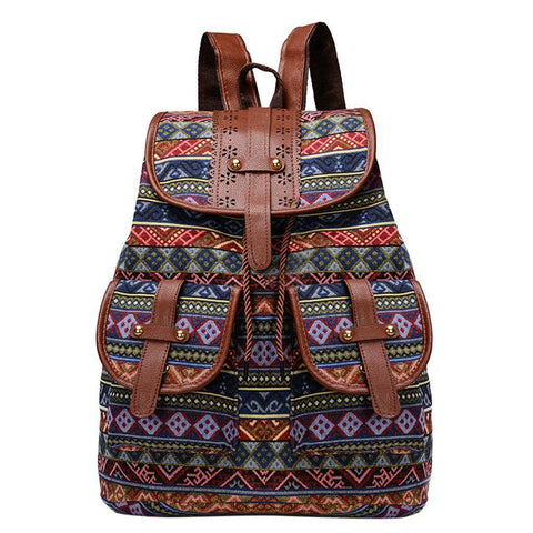 Zuria Casual School Backpack - vensazia