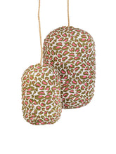 Load image into Gallery viewer, LEOPARD PRINT PILLOW COVERS (SET OF 2)