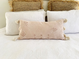 INDAH COTTON LUMBAR CUSHION