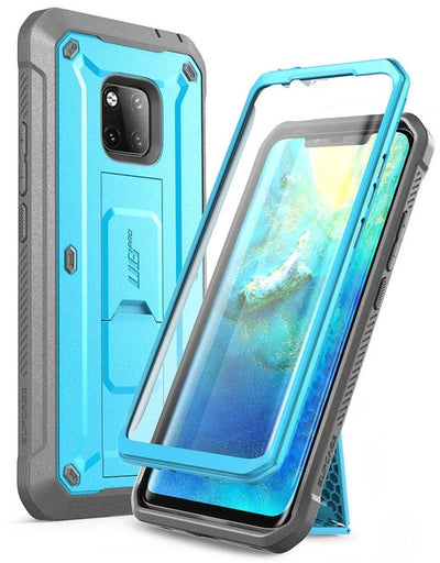 Huawei Case with Built-in Screen Protector
