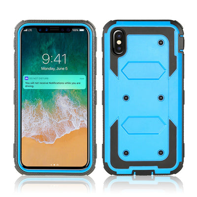 360 Full protection Shockproof Phone Case For iPhone