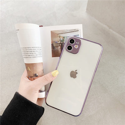 Luxury Gold Electroplated Case