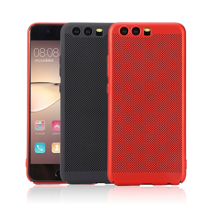 Breathable PC Phone Case for Huawei