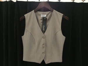 V Preloved Sportsgirl takin care of business vest S