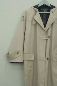 Vintage Authentic Burberry On-Tab Coat