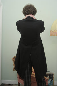 Vintage Golden Wealth Penguin Tux Jacket